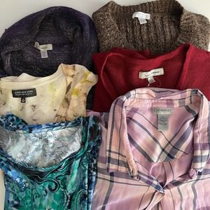 Not So Mystery Reseller Box - PLUS SIZES 6 Pieces